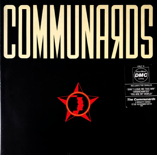 Communards (The) - Communards (LP) (G+/VG-)